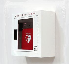 AED storage