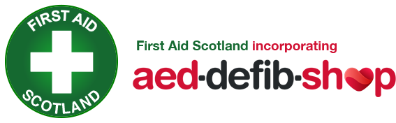 first aid scotland aed defib shop