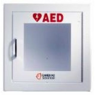 Cardiac Science AED Wall cabinet – Surface Mount