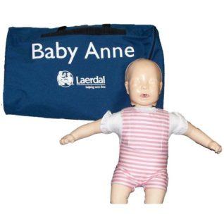Laerdal Baby Anne resuscitation manikin