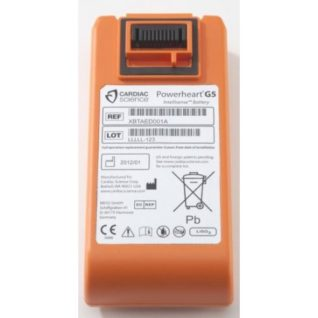 Cardiac Science G5 Powerheart Intellisense battery