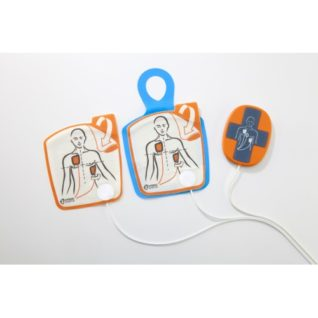 Cardiac Science G5 Electrode Pads with Real Time rescuer CPR feedback device