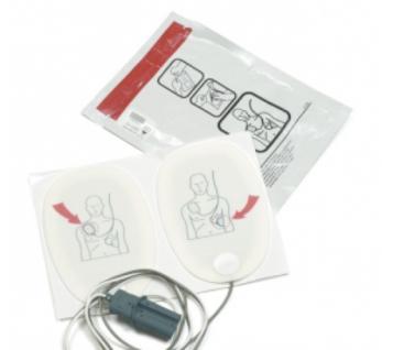 Laerdal FR2 electrode pads adult