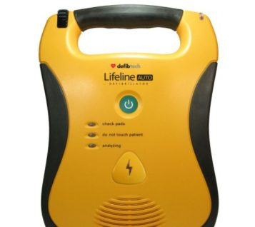 Defibtech Lifeline (Fully Automatic with 5 year battery pack)