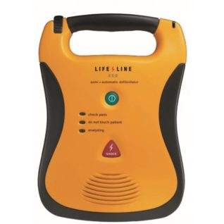 Defibtech Lifeline (Semi Automatic with 7 year battery pack)