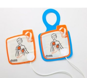 Cardiac Science G5 Paediatric Electrode Pads