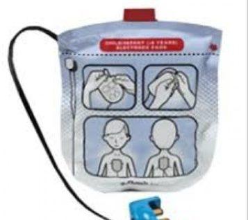 Defibtech Lifeline Paediatric Electrode Pads (PRO, VIEW & ECG)