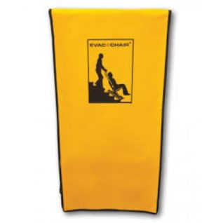 Evac Chair Yellow Dust Cover