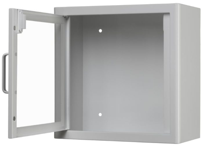 ARKY AED Wall Cabinet (White) WITHOUT ALARM