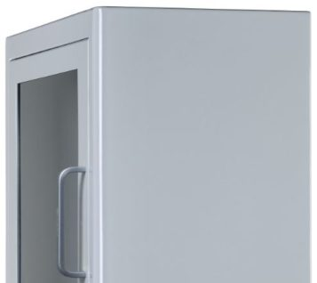 ARKY AED Wall Cabinet (White WITH ALARM)