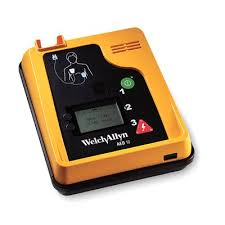 Welch Allyn AED 10 Battery