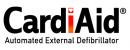 CardiAid Semi Automated Defibrillator