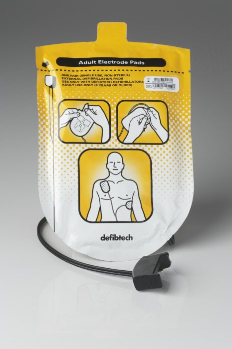 Defibtech Lifeline (Semi Automatic with 5 year battery pack)