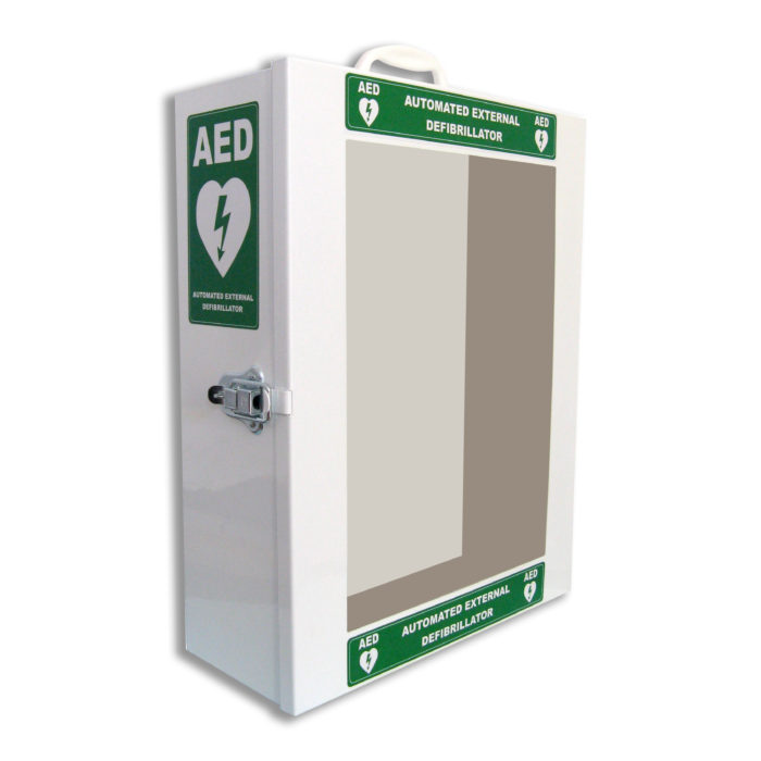 Standard AED Wall Cabinet
