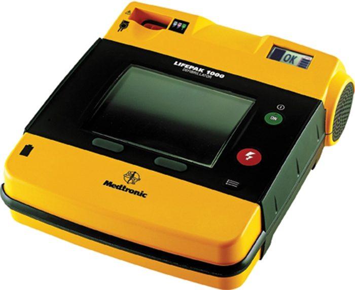 Physio Control LIFEPAK 1000 Battery