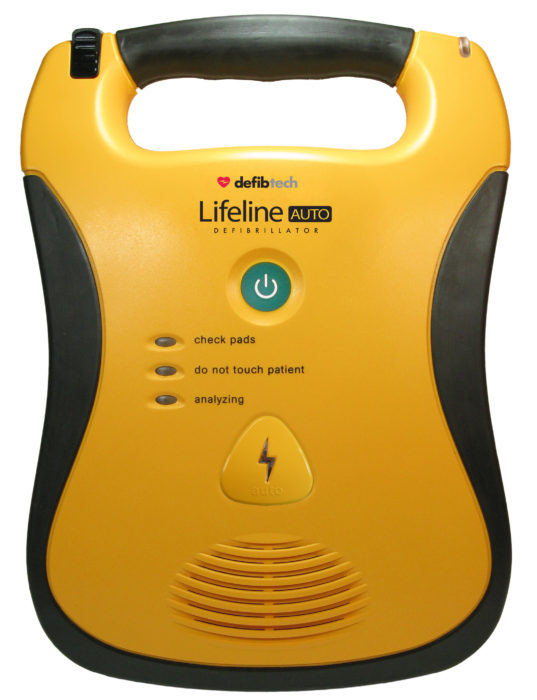 Defibtech Lifeline 5 Year Battery