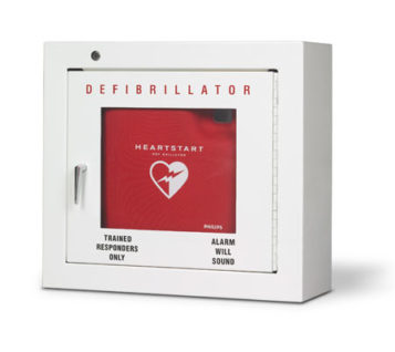 Laerdal AED Wall Cabinet