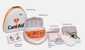 CardiAid AED 6 YEAR *RENTAL PACKAGE* @ £30.00 per month