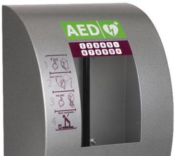 Sixcase AED Cabinet (KEYPAD) SC1340
