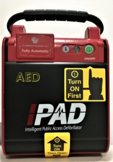 iPAD NF1200 Fully Automatic AED