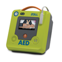 Zoll AED 3 CPR Uni-padz™ with rescue kit